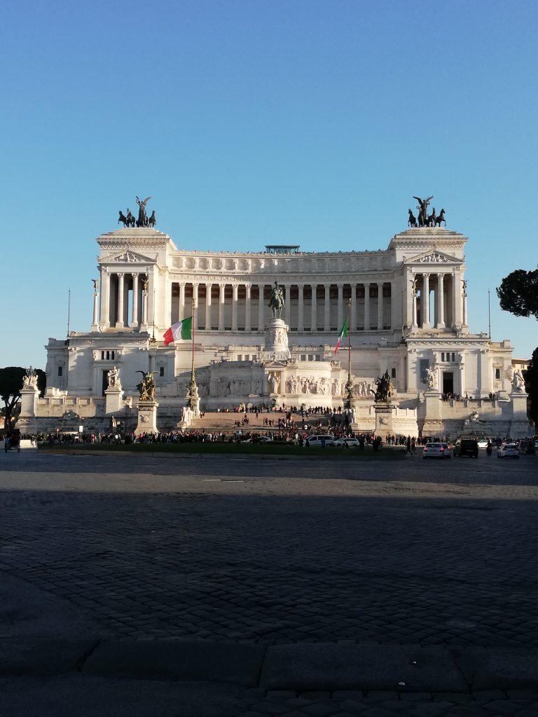 Les monuments francs maçons de Rome