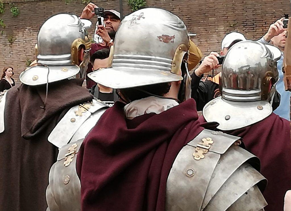 La voie Appia Antica la voie des conquêtes