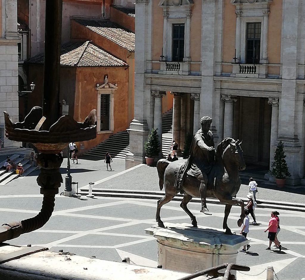 Michel Ange à Rome