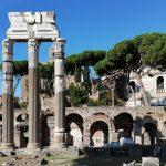 visiter la Rome de César