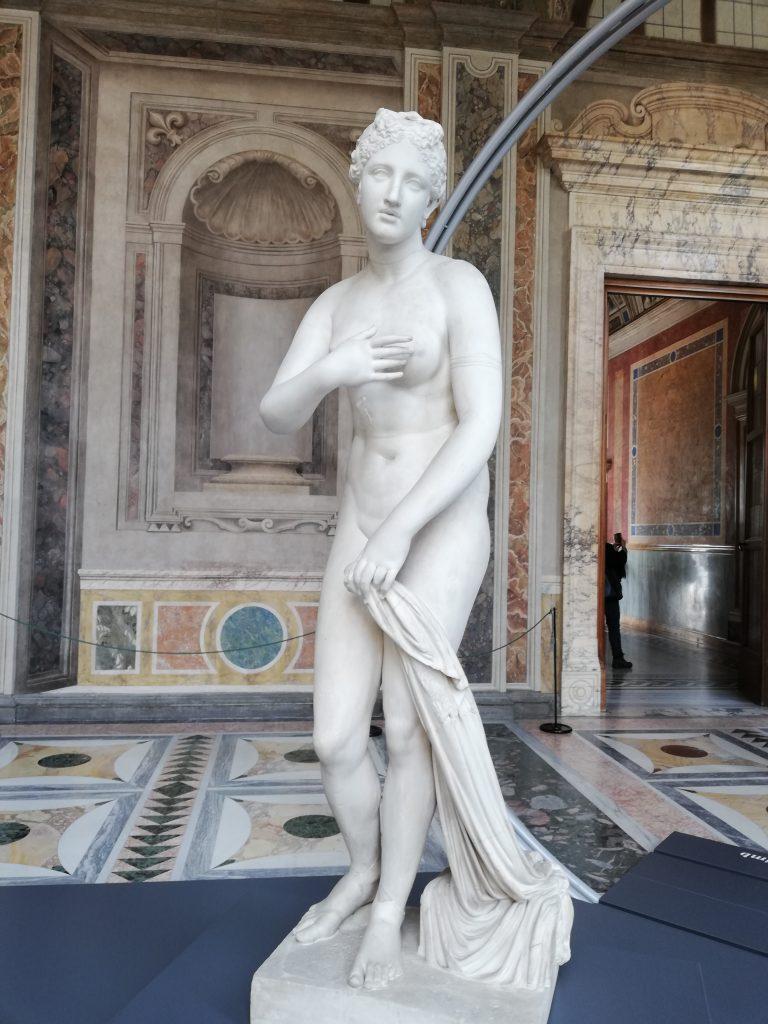 Visite guidée de la galerie Corsini