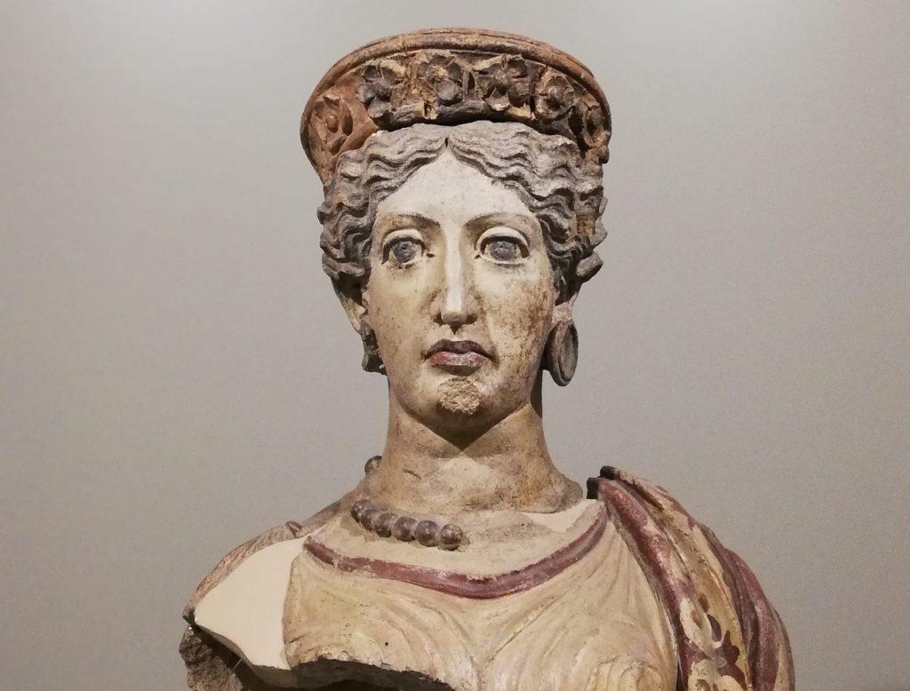 Visite guidée du musée étrusque de villa Giulia
