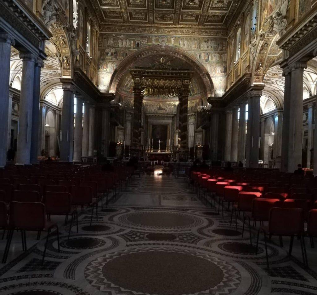 Visite des églises autour de saint Marie