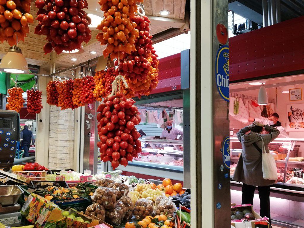 Visite guidée de Rome d'un marché à l'autre