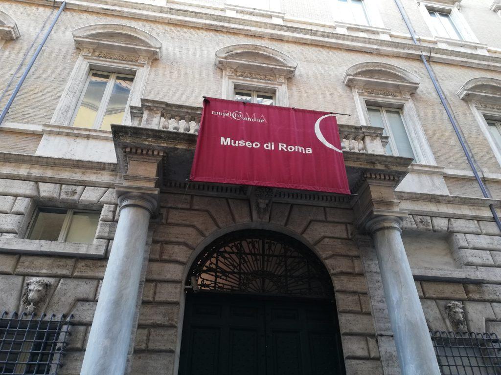 Visite du palais Braschi musée de Rome