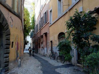 Visite guidée du quartier Trastevere