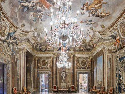 Visite guidée de la galerie Colonna