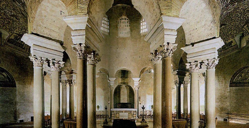 Visite de sainte Agnès et mausolée de sainte Constance
