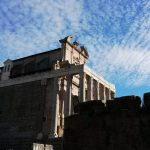 temple d'Antonin le Pieux et Faustine