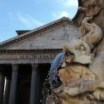fontaine du Panthéon au rione Pigna