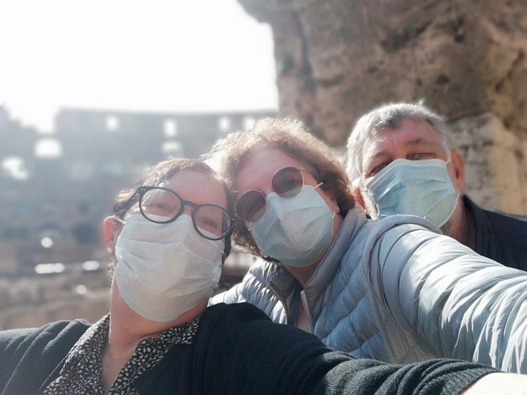 Severine au Colisée