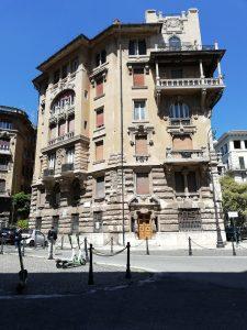 Palazzo du quartier Coppedè