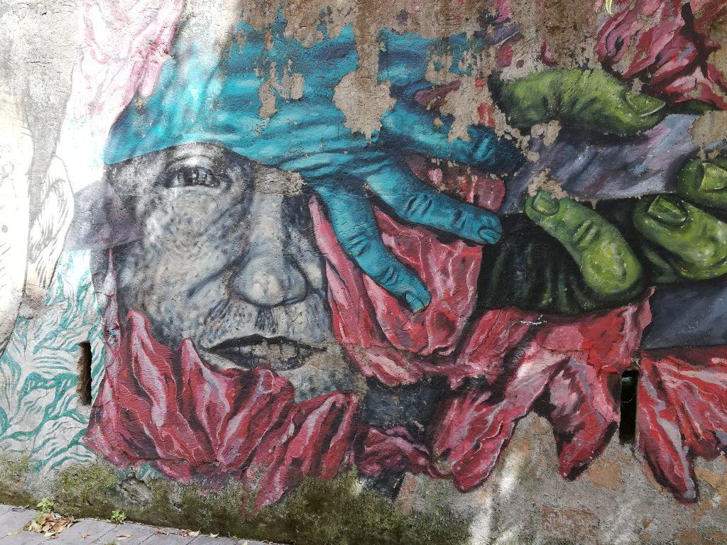 Street Art à Torpignattara